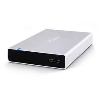 "Fantec ALU15MMU3 2.5"" (6,35cm) USB 3.0 silber"