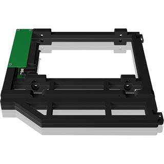 ICY BOX IB-AC645 SSD-Adapter für 9,5mm DVD Schacht von Mac Notebook (70649)
