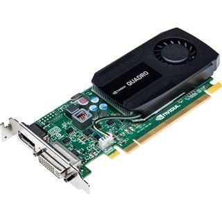2GB PNY Quadro K420 Aktiv PCIe 2.0 x16 (Retail)