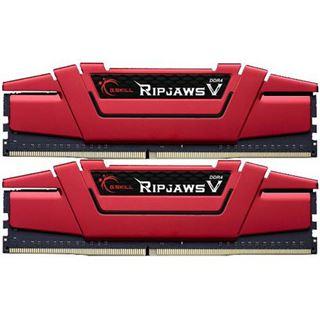 32GB G.Skill RipJaws V rot DDR4-2133 DIMM CL15 Dual Kit