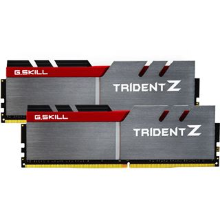 32GB G.Skill Trident Z DDR4-3000 DIMM CL15 Dual Kit