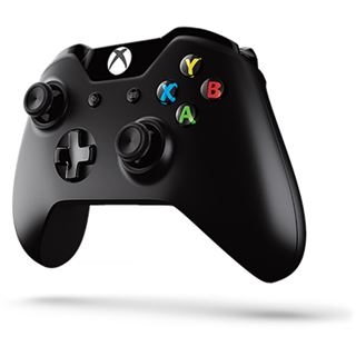 Microsoft Xbox One Wireless Controller mit Wireless Adapter schwarz PC / XBOX One