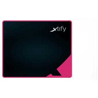 Xtrfy XGP1-M3-PI 320 mm x 270 mm schwarz/pink