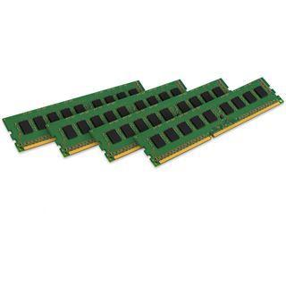 32GB Kingston ValueRAM Intel DDR4-2133 regECC DIMM CL15 Quad Kit