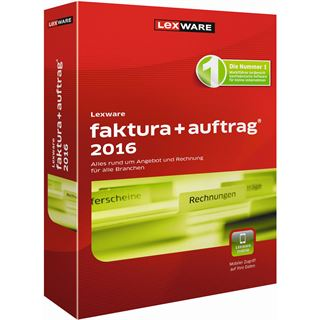 Lexware faktura+auftrag 2016 FFP