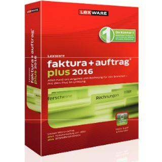 Lexware faktura+auftrag plus 2016 BOX