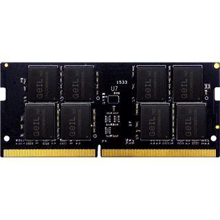 4GB GeIL GS44GB2133C15S DDR4-2133 SO-DIMM CL15 Single
