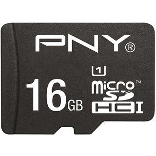 16 GB PNY High Performance microSDHC Class 10 U1 Retail