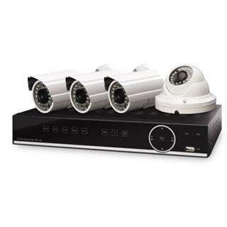 Digitus Analog High DEF CCTV NVR KIT