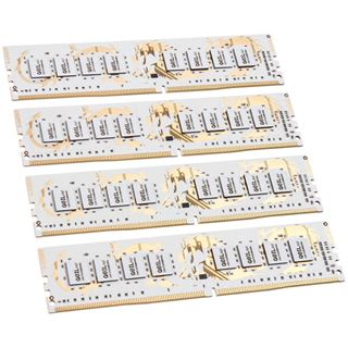 16GB GeIL white Dragon IC DDR4-3200 DIMM CL15 Quad Kit