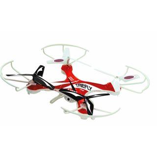 Jamara Triefly AHP Quadrocopter mit HD Kamera