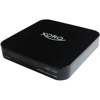 Xoro HST 250 Smart IP-Box Wlan/Lan/Bluetooth schwarz