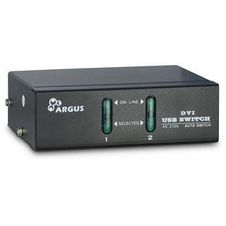 Inter-Tech AS-41DA DVI KVM Switch