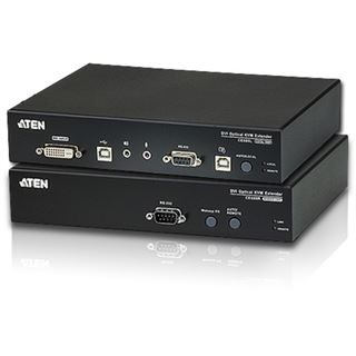 ATEN Technology DVI Optical Fiber KVM Extender (600m)