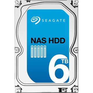 "6000GB Seagate NAS HDD ST6000VN0021 128MB 3.5"" (8.9cm) SATA 6Gb/s"