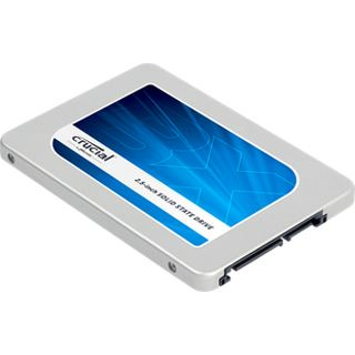 "960GB Crucial BX200 2.5"" (6.4cm) SATA 6Gb/s TLC (CT960BX200SSD1)"