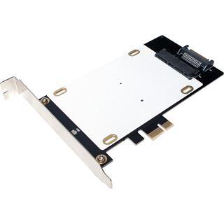 LogiLink PCI-Express Karte, HDD/SSD Hybrid