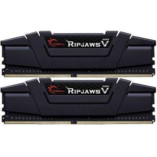 16GB G.Skill RipJaws V schwarz DDR4-3600 DIMM CL16 Dual Kit