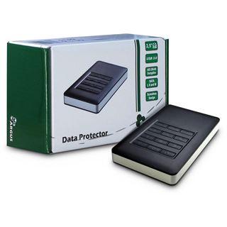 """Inter-Tech HDD Case Argus GD-25LK01 2.5"""" AES Verschlüsselung"""