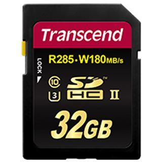 32 GB Transcend Ultimate SDHC Class 10 U3 Retail