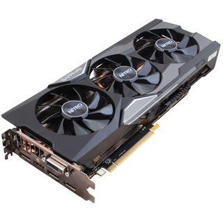 4096MB Sapphire Radeon R9 FURY Nitro Aktiv PCIe 3.0 x16 (Full Retail)