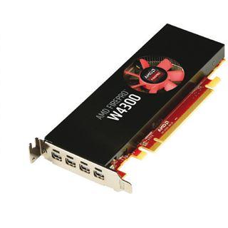 4096MB Sapphire FirePro W4300 Aktiv PCIe 3.0 x16 (Full Retail)