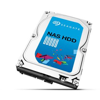 "1000GB Seagate NAS HDD ST1000VN000 64MB 3.5"" (8.9cm) SATA 6Gb/s"