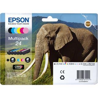 Epson T24 Multipack (C13T24284011)