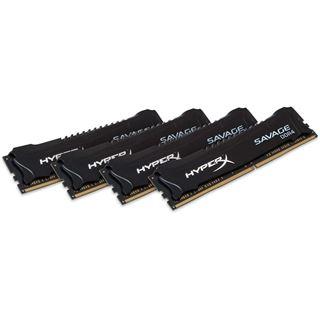 32GB HyperX Savage DDR4-2800 DIMM CL14 Quad Kit