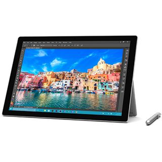 "12.3"" (31,24cm) Microsoft Surface Pro 4 TH2-00003 WiFi / Bluetooth V4.0 256GB schwarz"