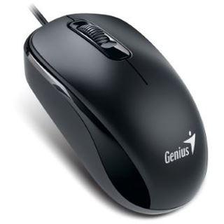 Genius DX-110 PS/2 schwarz (kabelgebunden)