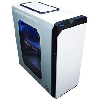 Zalman Z9 Neo mit Sichtfenster Midi Tower ohne Netzteil weiss