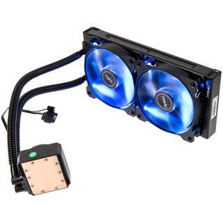 Antec Kühler H2O H1200 Pro Komplett-Wasserkühlung - 240mm