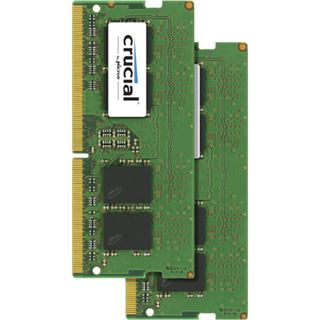 32GB Crucial CT2K16G4SFD8213 DDR4-2133 SO-DIMM CL15 Dual Kit