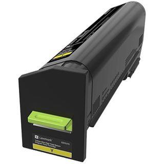 Lexmark Toner Rück. CX860 gelb