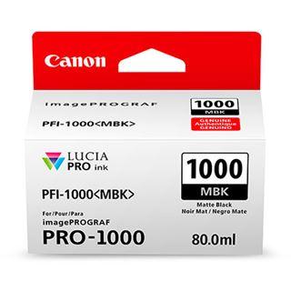 Canon Tinte 80ml mattschwarz