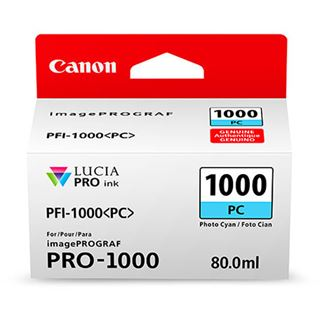 Canon Tinte 80ml photocyan