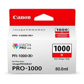 Canon Tinte 80ml rot