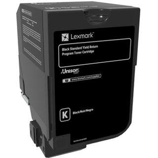 Lexmark Toner Rück. CS72x/ schwarz (74C2SK0)