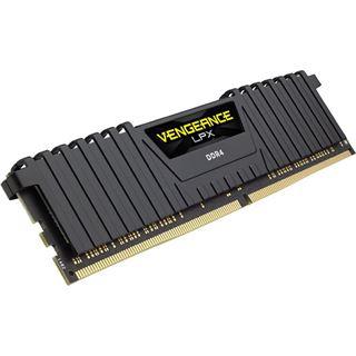 8GB Corsair Vengeance LPX schwarz DDR4-2400 DIMM CL16 Single