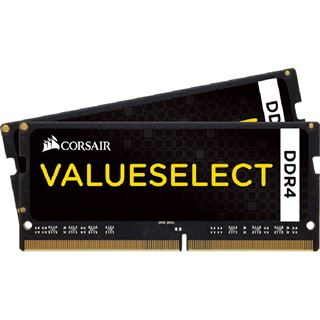 8GB Corsair ValueSelect DDR4-2133 SO-DIMM CL15 Dual Kit