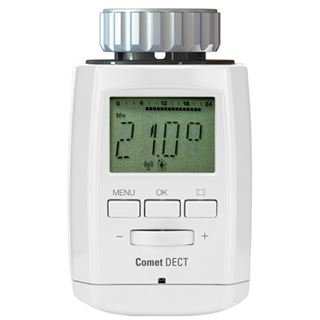 Eurotronic Heizungsthermostat Comet DECT ULE