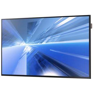 "48"" (121,92cm) Samsung Smart Signage DC48E schwarz 1920x1080 1xDVI / 2xHDMI / 1xVGA"