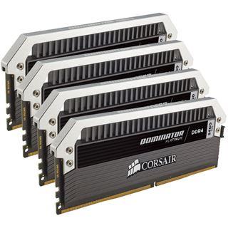 16GB Corsair Dominator Platinum DDR4-2400 DIMM CL10 Quad Kit