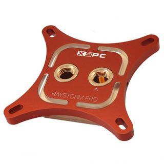 XSPC Raystorm Pro CPU-Kühler für Intel - Kupfer rot