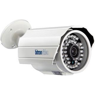 Bitronvideo Urmet Bullet IP Videokamera Tag & Nacht HD WLAN