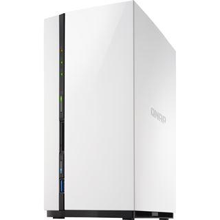 QNAP TS-228 2 BAY 1.1GHZ DC 1XGBE