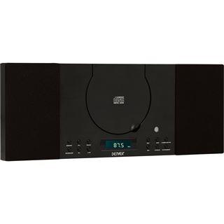 Denver MC-5010BT Microanlage mit Bluetooth Funktion, schwarz