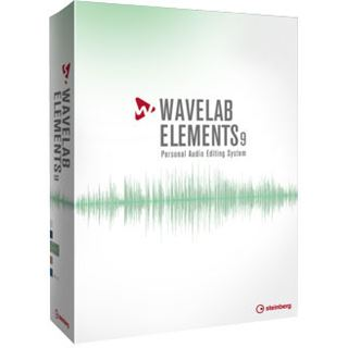 Steinberg Wavelab Elements 9 Retail GBDFIES