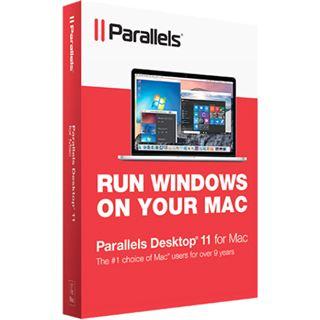 Parallels Desktop 11 (multilingual) (MAC)
